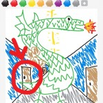 draw something DOOR