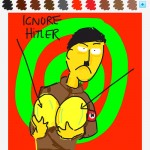 draw something ignore hitler 3