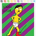 draw something ignore hitler 4