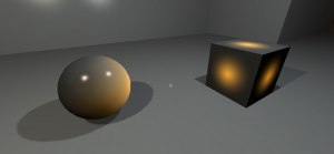 Material Properties and Textures have been changed.