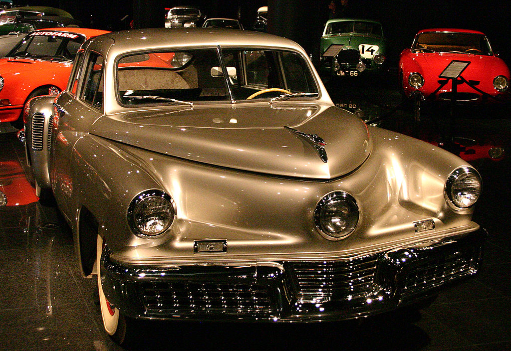 Preston Tucker – Indie Carmaker of the 1940s |