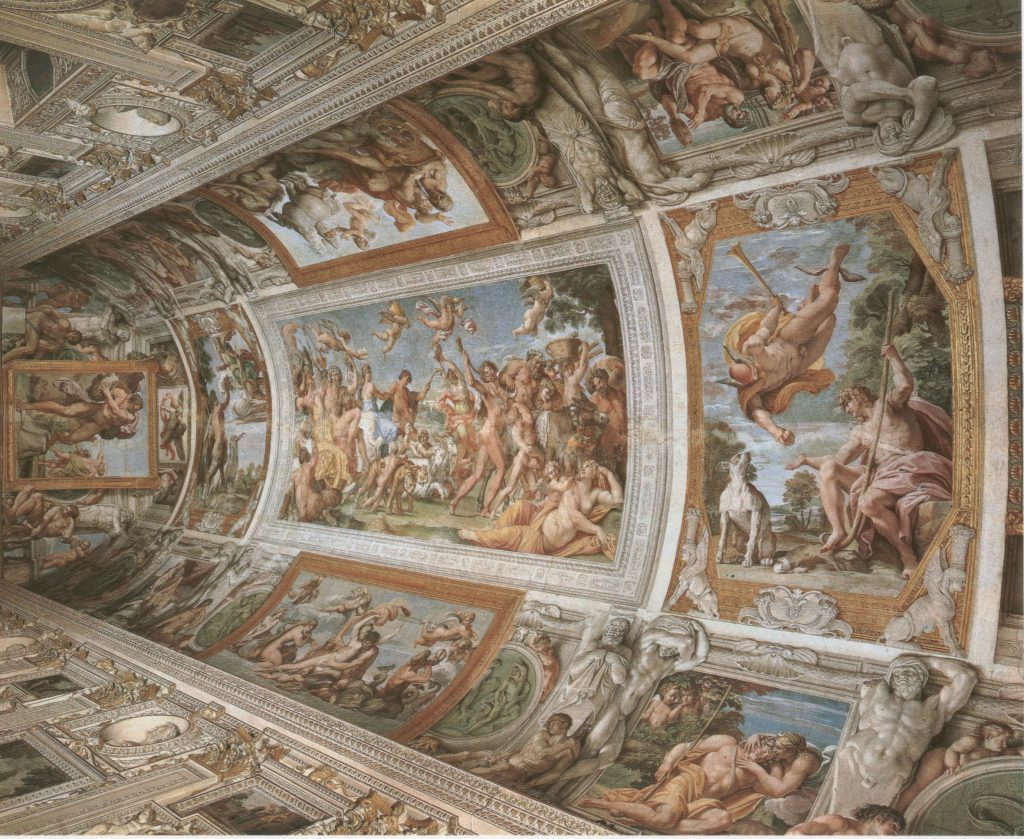 Farnese Gallery - Annibale Carracci 1597–1607