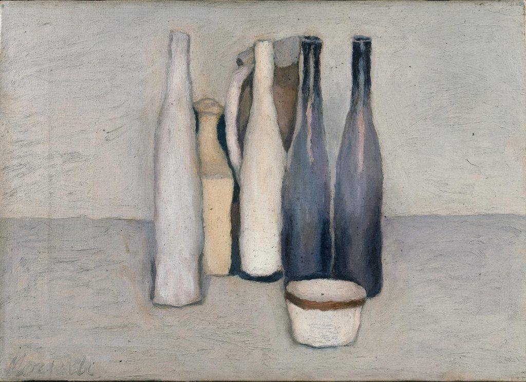 Giorgio morandi Still Life - 1955
