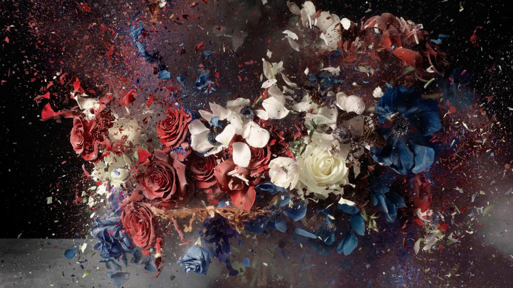 Time After Time: Blow Up - Ori Gersht