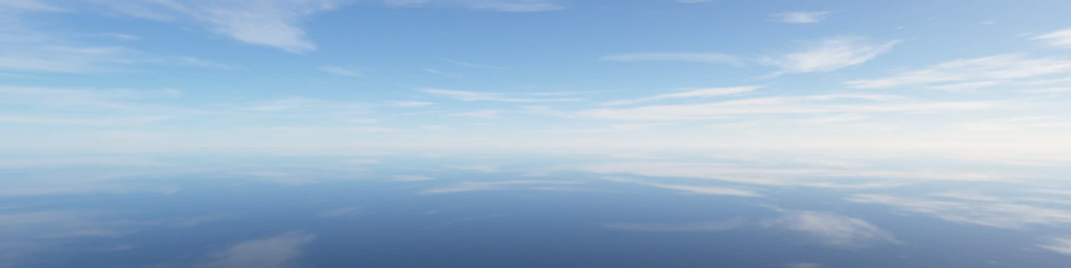 OH NO NOT THE DEFAULT LOOKING SKYBOX!