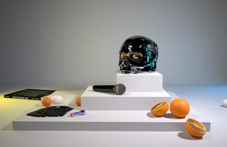 Takeshi Murata Art and The Future, 2011