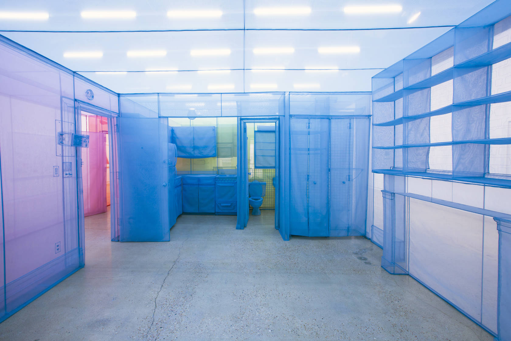 Do Ho Suh - home away from home
