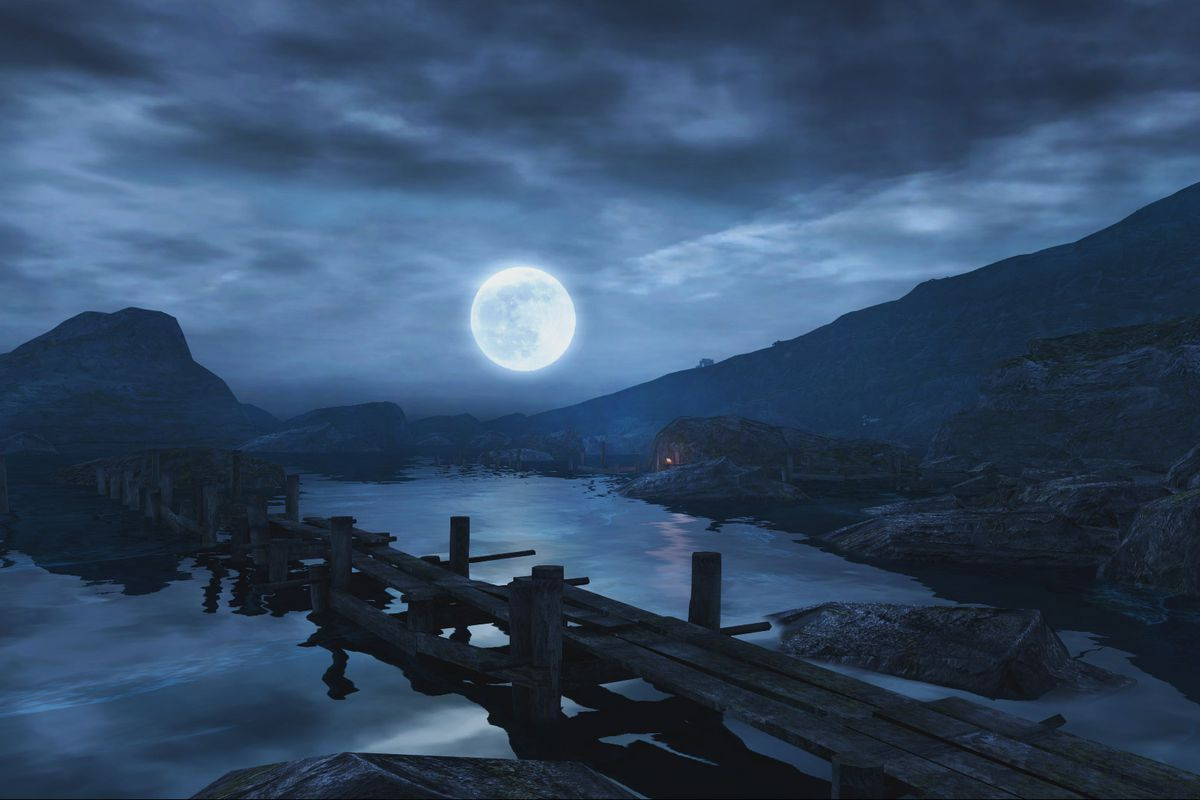 The Witness, Proteus, Dear Esther, islands are great